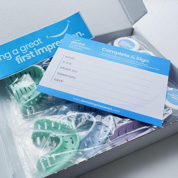 full box dental impression kit third image