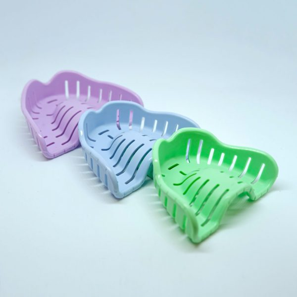 small medium large mouldable tray